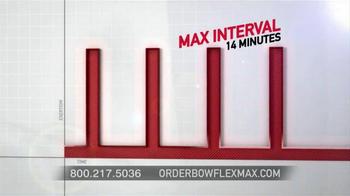 Bowflex Max Trainer TV Spot, '14 Minutes' - Thumbnail 3