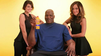 Gold Bond Powder Spray TV Spot, 'Side Effects' Featuring Shaquille O'Neal