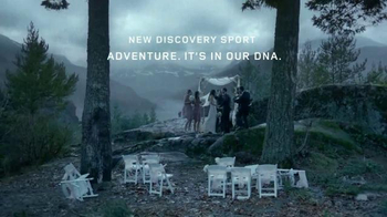 2015 Land Rover Discovery Sport TV Spot, 'Wedding' - Thumbnail 8