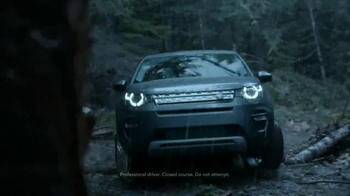 2015 Land Rover Discovery Sport TV Spot, 'Wedding' - Thumbnail 5