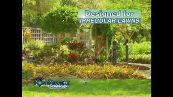 Point Perfect Sprinkler TV Spot, 'Intelligent Sprinkler' - Thumbnail 3