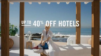 Travelocity Memorial Day Sale TV Spot, '40 Percent Swedisher'