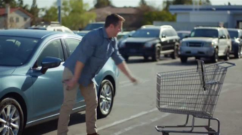 Amica Mutual Insurance Company TV Spot, 'Shopping Carts'