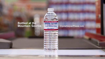 Crystal Geyser Tv Commercial Not All The Same Ispot Tv