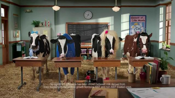DairyPure TV Spot, 'Teacher' - 10302 commercial airings