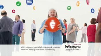 Invokana TV Spot, 'You're Not Alone' - Thumbnail 6