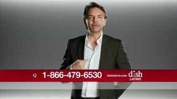 DishLATINO TV Spot, 'Acepta el Reto' Con Eugenio Derbez [Spanish]