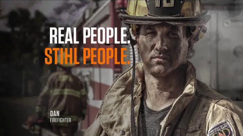 Stihl TV Spot, 'Best People: Trimmer, Blower, Chain Saw'