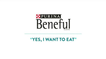 Purina Beneful Chopped Blends TV Spot, 'Yes, I Want to Eat!' - Thumbnail 1
