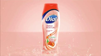 Dial Omega Moisture Body Wash TV Spot, \'Sea Berries\'