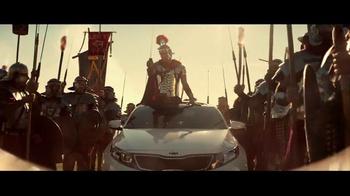 2015 Kia Optima TV Spot, 'Speech' Featuring Blake Griffin