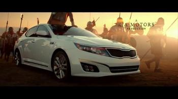 2015 Kia Optima TV Spot, 'Speech' Featuring Blake Griffin - Thumbnail 8