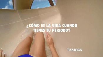 Tampax Pearl TV Spot, 'Tobogán de Agua' [Spanish]