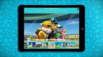 Nick Jr. App TV Commercial, \'Paw Patrol and More\' - iSpot.tv