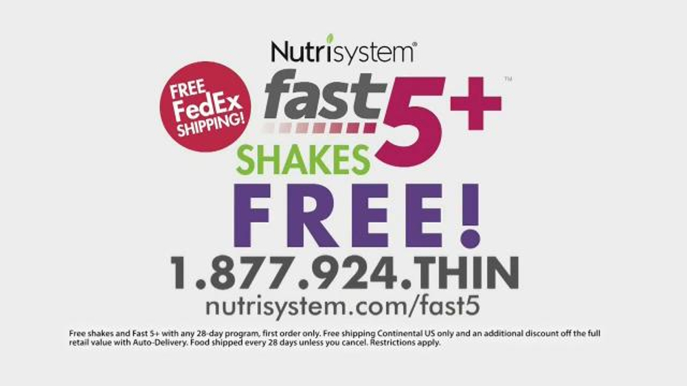 Nutrisystem for Men TV Commercial, '2018 Losing Weight Is Easy'