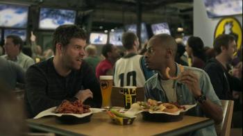 Buffalo Wild Wings TV Spot, 'Bandwagon' Featuring Stephen Rannazzisi