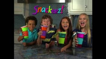 Snackeez TV Spot, 'Solución Definitiva' [Spanish]