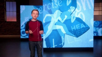The More You Know TV Spot, 'Health' Featuring Benjamin Stockham