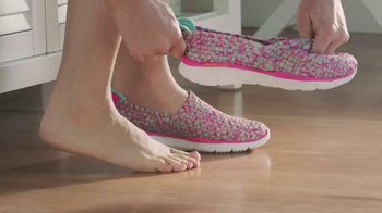 Skechers Stretch Weave Tv Commercial Comfortable Style Video