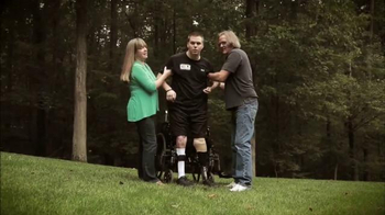 Wounded Warrior Project TV Spot, \'At Ease\'