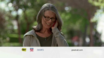 GreatCall TV Spot, 'Easy Service you Need' Featuring John Walsh