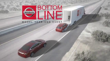 Nissan Bottom Line Event TV Spot, 'Cargo' Song by Beware of Darkness - Thumbnail 6