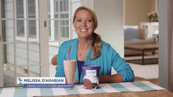 Lactaid Ice Cream TV Spot Featuring Melissa d'Arabian