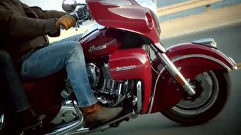 2015 Indian Roadmaster Motorcycle TV Spot