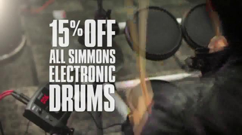 Guitar Center 50th Anniversary TV Spot, 'Beat The Price' - Thumbnail 5