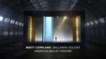 Under Armour TV Spot, 'Misty Copeland: I Will What I Want' - Thumbnail 9
