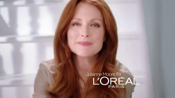 L'Oreal Paris TV Spot, 'Skin Renewal Revolution' Featuring Julianne Moore