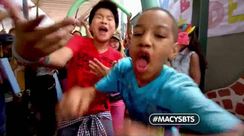 Macy's Back To School TV Spot, 'Join the Fun' - 808 commercial airings