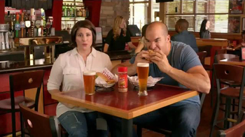 Red Robin Tavern Double Burger TV Spot, 'Who's Your Burger Daddy' - Thumbnail 1