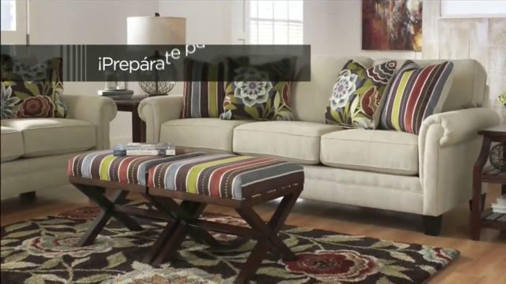 Ashley Furniture Homestore Back 2 School Event mercial