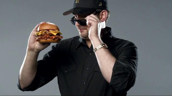 Carl's Jr. Texas BBQ Thickburger TV Spot, 'Double Down' ft. Phil Hellmuth - Thumbnail 2