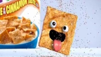 Cinnamon Toast Crunch TV Spot, 'Cinnamon From The Sky'