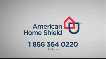 American Home Shield Home Protection Plan Tv Commercial