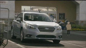 Subaru Legacy TV Spot, 'Jr. Driver' Song by Professor Longhair - Thumbnail 7