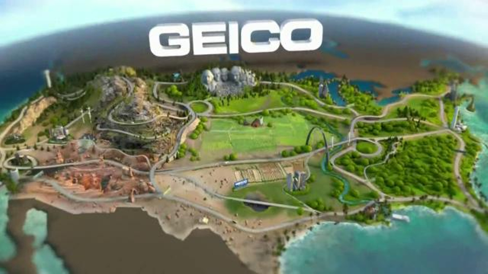 GEICO TV Commercial, 'Small World: All Products' - iSpot.tv