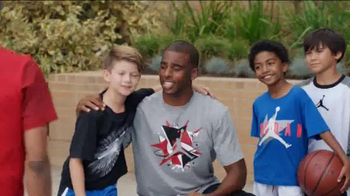 Kids Foot Locker Jordan TV Spot, 'Selfie' Featuring Chris Paul - Thumbnail 3