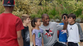 Kids Foot Locker Jordan TV Spot, 'Selfie' Featuring Chris Paul - Thumbnail 9