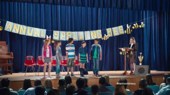 Old Navy Back to School Sale TV Spot, 'Spell Me This' Featuring Amy Poehler - Thumbnail 1