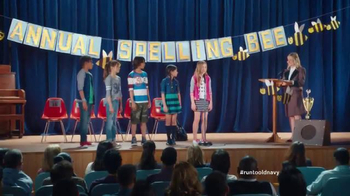 Old Navy Back to School Sale TV Spot, 'Spell Me This' Featuring Amy Poehler