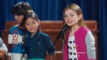 Old Navy Back to School Sale TV Spot, 'Spell Me This' Featuring Amy Poehler - Thumbnail 6