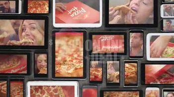 Pizza Hut TV Spot, '$7.99 Online Deal' - Thumbnail 7