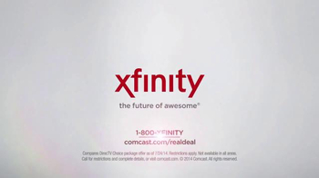 Xfinity TV Spot, 'Blindsided | Most Live Sports' - Thumbnail 10