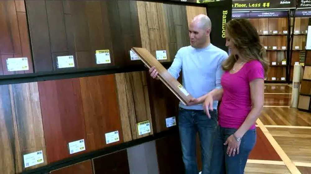 Lumber Liquidators Tv Commercial Rely On Service Ispot Tv