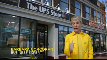 The UPS Store TV Spot, 'Small Businesses' Featuring Barbara Corcoran - Thumbnail 3