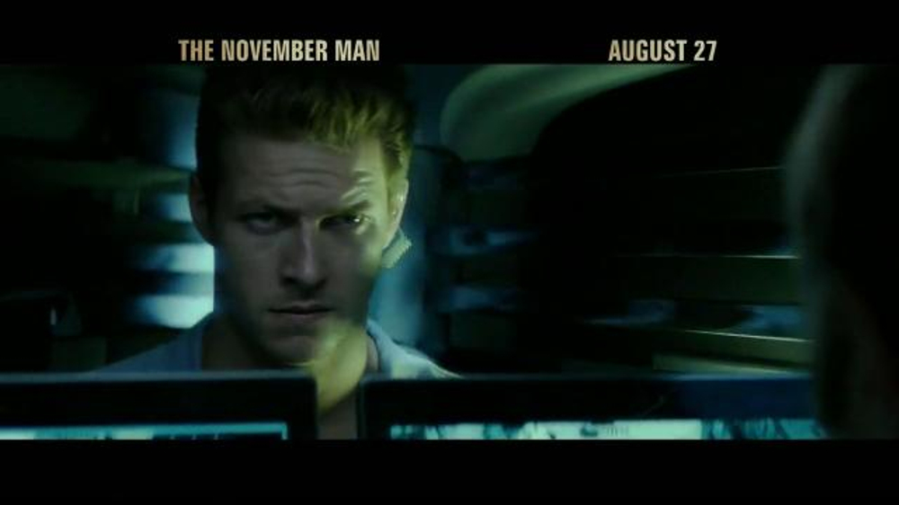 The November Man Tv Movie Trailer Ispot Tv