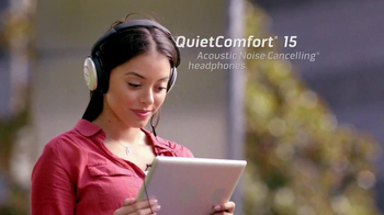 Bose QuietComfort 15 TV Spot, 'Band'
